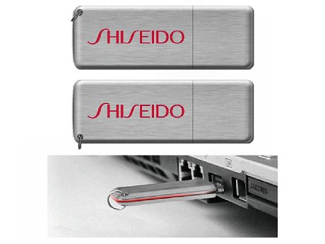 Clé USB publicitaire Led HALO