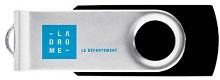 clés USB publicitaires twister petit prix