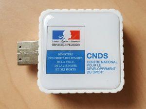 Clé USB publicitaire TRIX