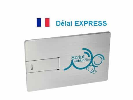 Cl USB Carte ALU Express