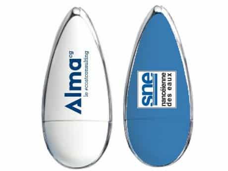 Clé USB publicitaire PAD