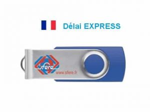cle usb twister express fabrication France Délai Express