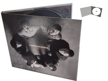 duplication cd digipack sans livret