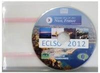 Duplication CD en pochette plastique dos adhésif