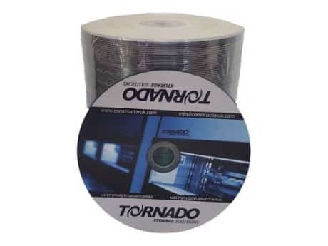 Duplication CD par gravure en spindle