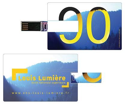 cle USB publicitaire carte de visite