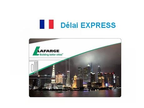 Cle USB Express CARTE Delai