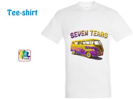 Tee-shirt publicitaire petite quantité
