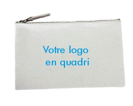 Trousse publicitaire coton