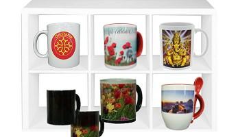 objet publicitaire : mug personnalisé
