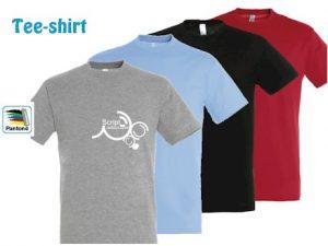 Tee-shirt publicitaire personnalisé