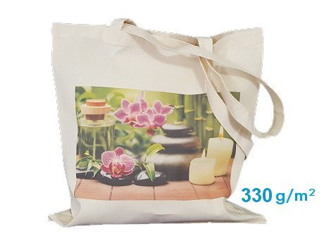 tote bag publicitaire coton 330g