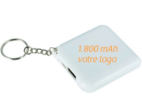 powerbank personnalise 1800mah