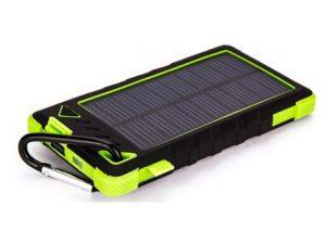 Power Bank publicitaire solaire 8000 mah