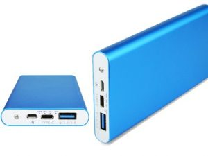 Power Bank publicitaire quick charge