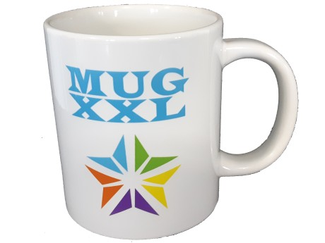 Mug XXL personnalisé