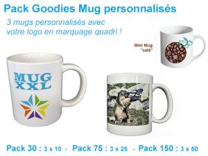goodies mug personnalisé