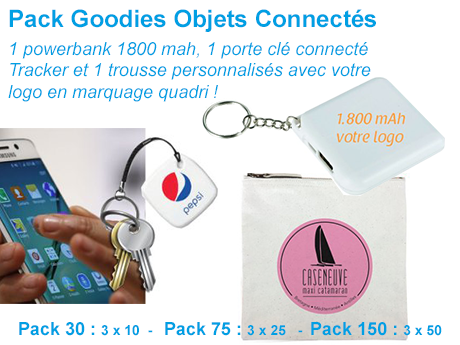 goodies objets connectes