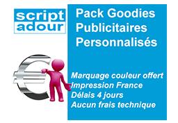 goodies publicitaires personalisés