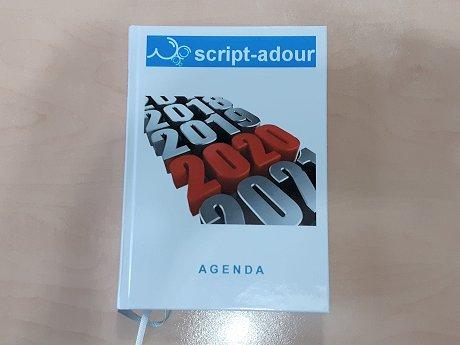 agenda-publicitaire-personnalise