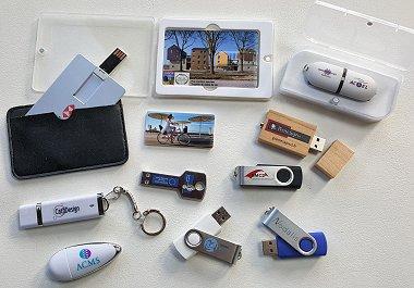 Clés USB publicitaires personnalisées