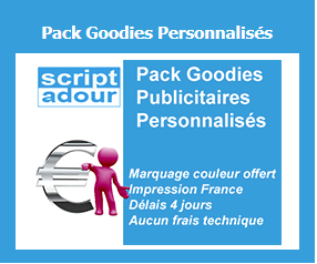 goodies publicitaires