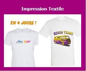 Impression textile publicitaire