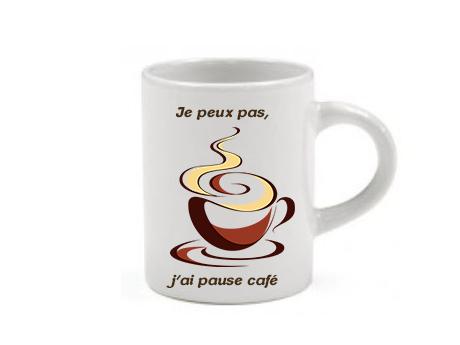 tasse a café personnalisée