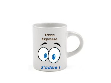 tasse expresso personnalisee