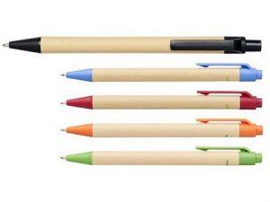 stylo ecologique carton recycle