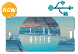 cle usb audio musique