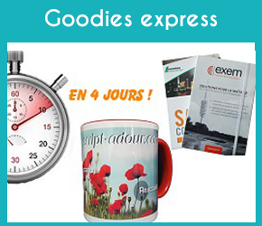 Goodies délai express